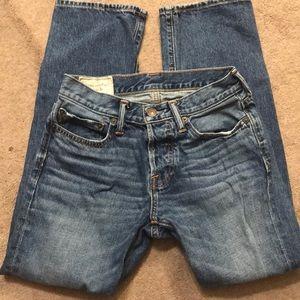 Men's Abercrombie & Fitch 28 x 30 jeans